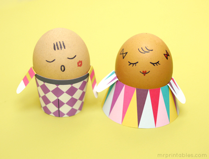 Printable Easter Crafts For Kids