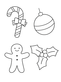 kids coloring sheets on printable christmas coloring pages mr printables - Christmas Coloring Sheets Kids