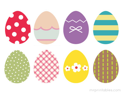 small easter egg template - easter egg craft lovely printable easter
