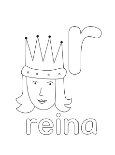 alphabet coloring pages letter r
