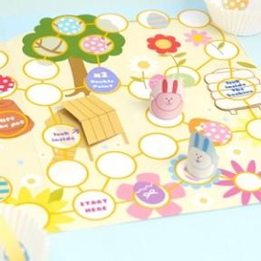 Easter Egg Hunt Board Game