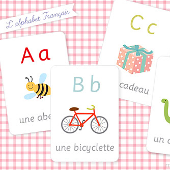 picture about Printable Abc Flash Cards Preschoolers identified as Absolutely free Printable Flash Playing cards - Mr Printables