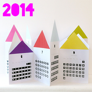 Monthly Calendar Houses
