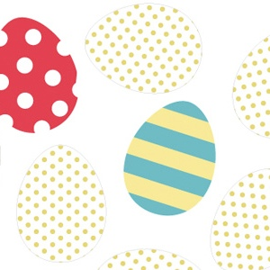 Easter Eggs Memory Game