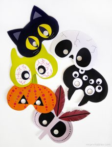 Printable Masks for Kids
