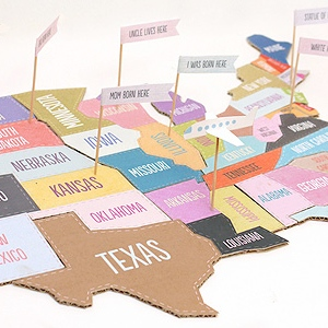 Printable Map Of The USA Mr Printables - Us map with the states