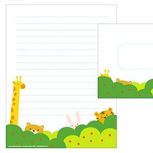 Printable Writing Paper Sets