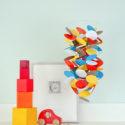 Lovely handmade baby crib mobiles