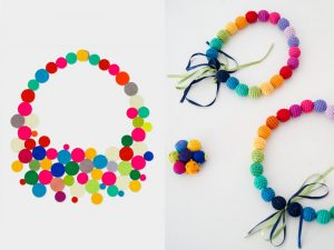 Colorful Necklaces for Girls