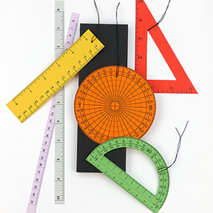 Back to School Ruler Gift Tags