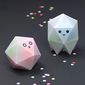 Halloween Ghost Boxes