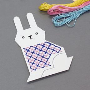 Animal Cross Stitch for Kids
