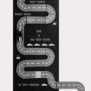 Play Roads Template