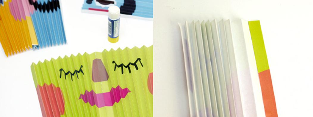 Summer Paper Fans - Mr Printables