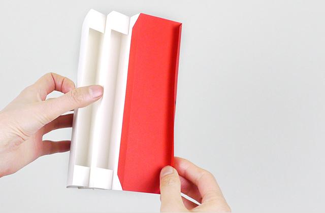 how to make box card