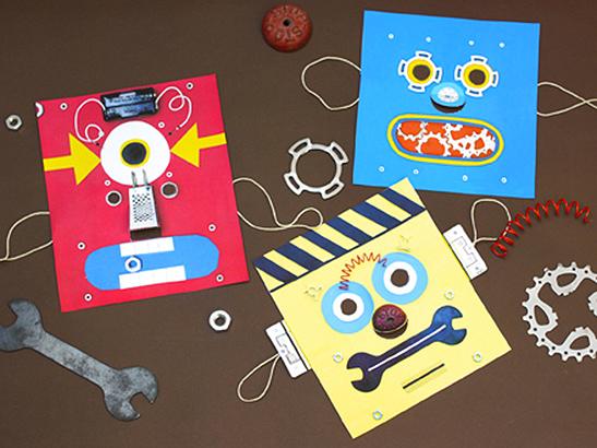 photograph regarding Robot Printable referred to as Printable Robotic Masks - Mr Printables