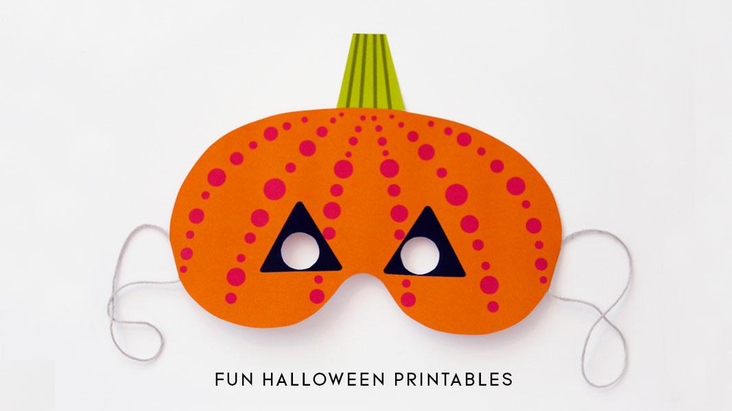 Fun Halloween Printables
