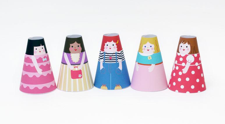 Meet The Cone Girls!