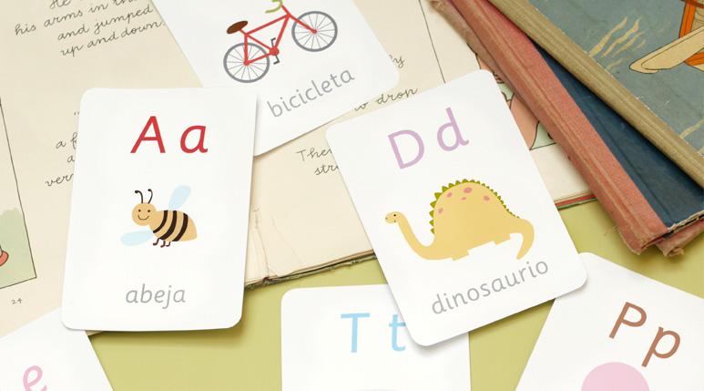 photograph relating to Spanish Flashcards Printable named Master Spanish - Mr Printables